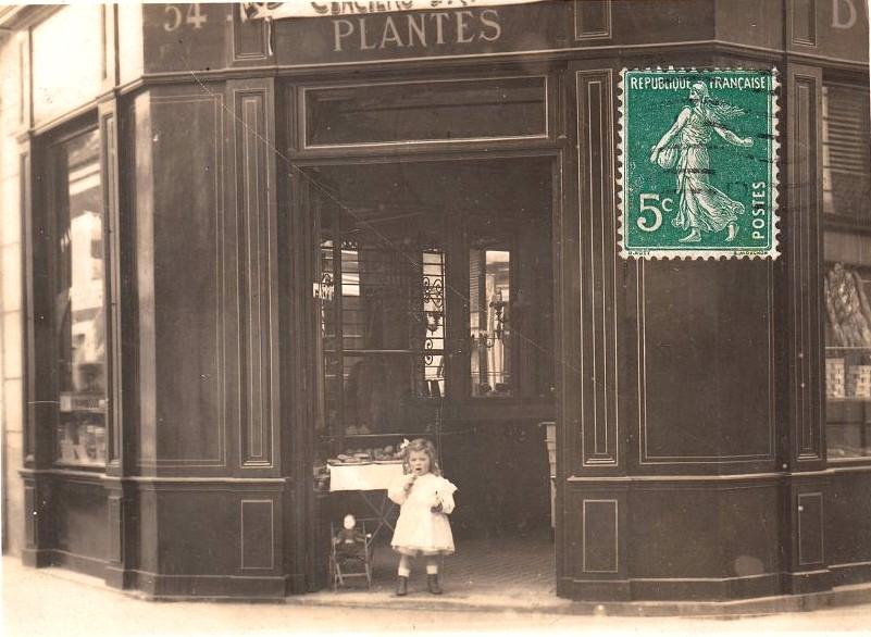 Boulangerie des Plantes, 54 , rue des Plantes